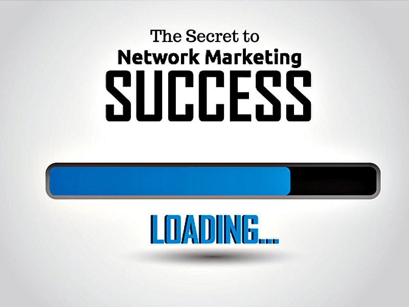 4 Secrets For Network Marketing Success