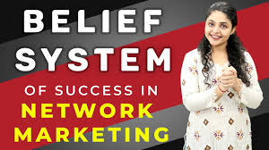 network marketing belief