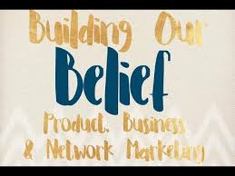 Belief in Yourself as a networker