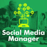 social media manage as home business