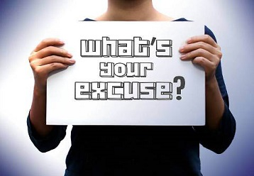 The Power of Excuses