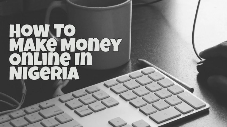 10 secrets to make money online in Nigeria
