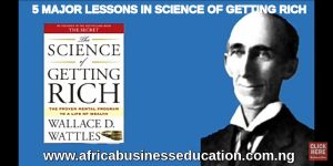 Science of getting rich: 5 major lessons