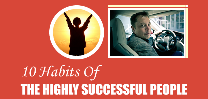 10 habits of successful people
