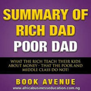 lessons from rich dad poor dad book