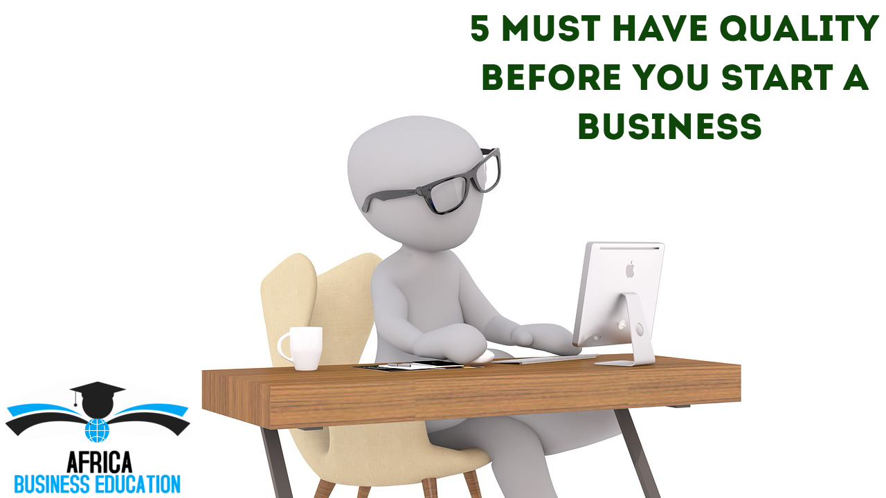 5 Warnings before you start a Business