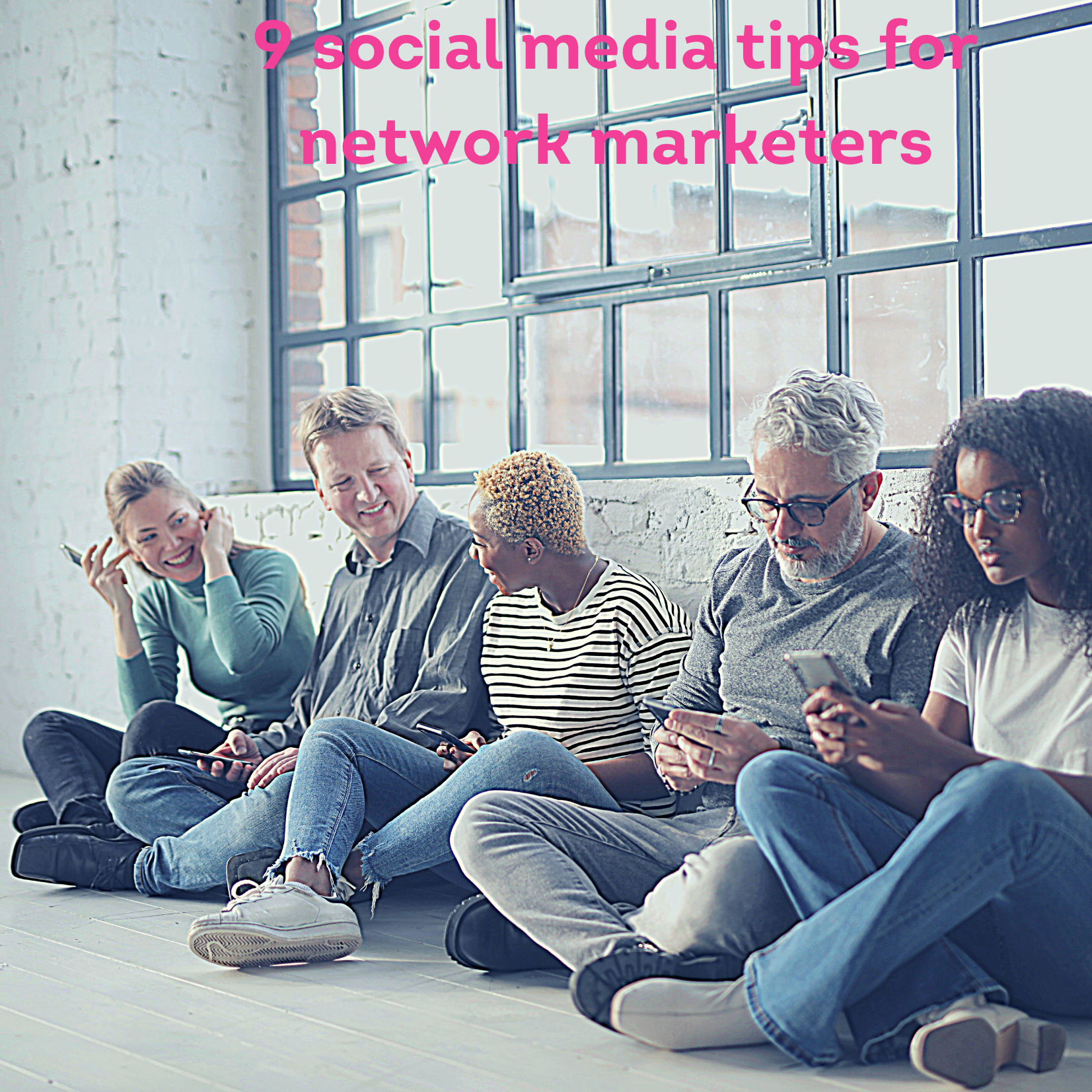 9 social media tips for network marketers