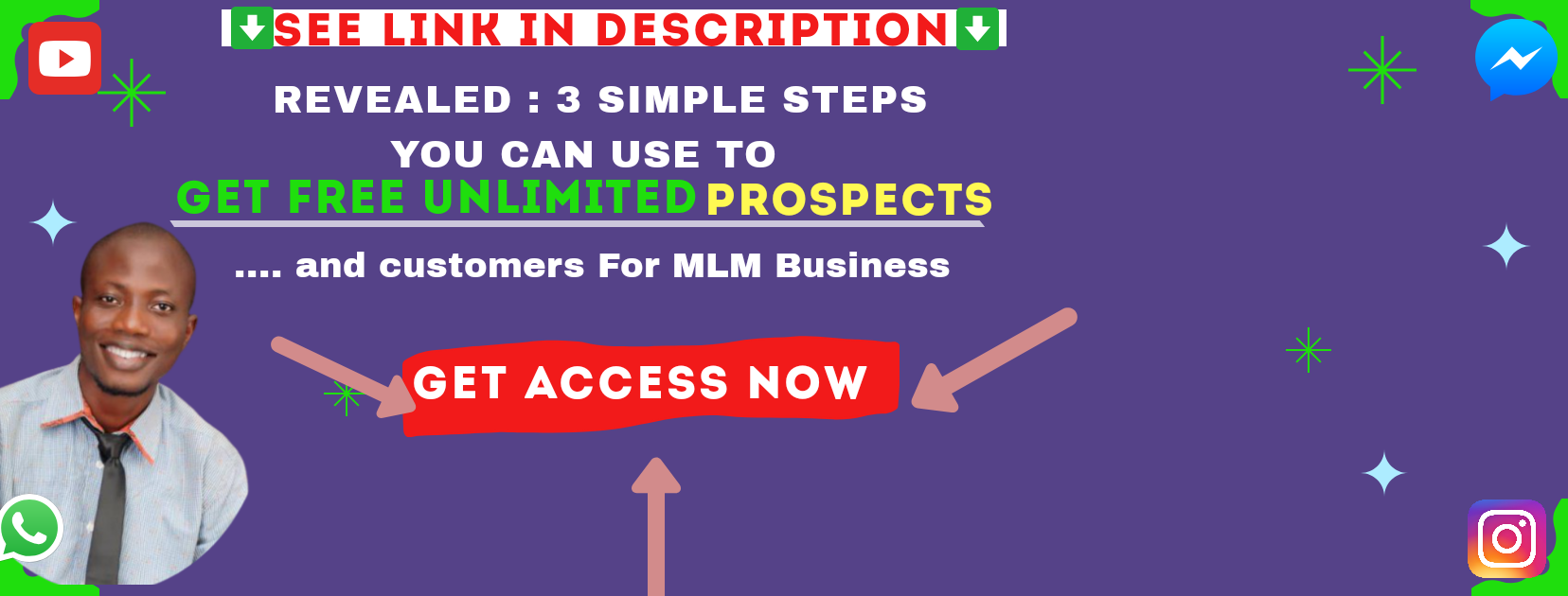 Why people fail in network marketing business